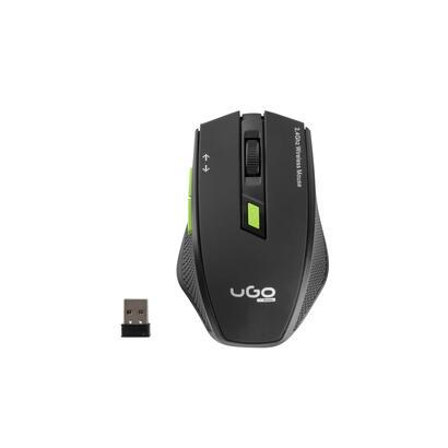 ugo-raton-inalambrico-office-my-04-black-alcance-10m-1800dpi-6-botones-micro-receptor-usb