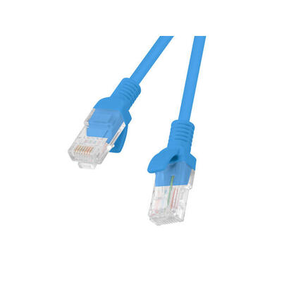 lanberg-cable-de-red-pcu6-10cc-0050-b-rj45-utp-cat-6-050m-azul