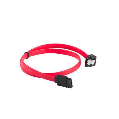 lanberg-cable-sata-iii-50-centaametros-ca-sasa-13cu-0050-r-conector-en-angulo-pletina-seguridad