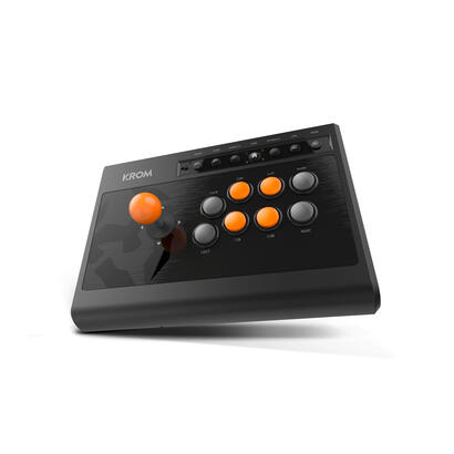 krom-fightstick-kumite-playstation-4-y-3-xbox-one-negro-nxkromkmt