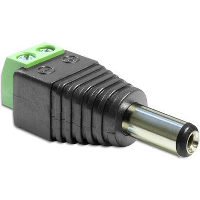 delock-adaptador-dc-55-x-25-mm-macho-terminales-de-2-contactosa-65487