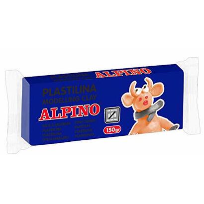 plastilina-150-gramos-azul-sin-glutenalpino-modela-modelling-clay