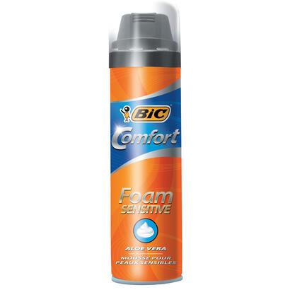 espuma-de-afeitar-para-hombre-sensitive-bic-comfort-250-ml