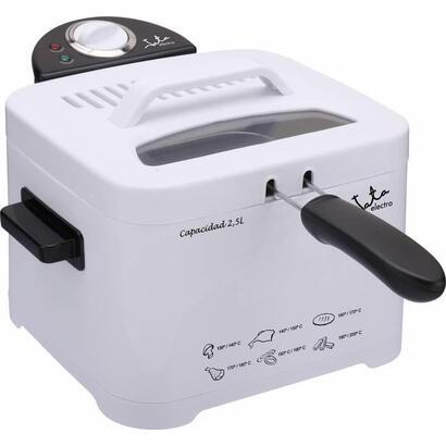 freidora-jata-fr278-2000w-cuba-25l-tapa-con-asa-y-visor-sistema-cool-zone-cuerpo-toque-frio-indicadores-luminosos