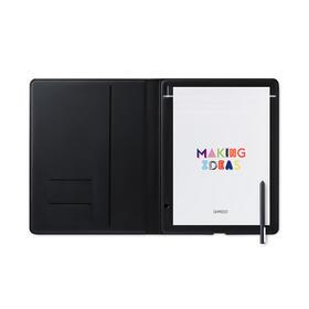 tableta-digitalizadora-wacom-bamboo-folio-cds-810g-funda-libroa4gris-oscuromicro-usbbluetooth-cds-810g
