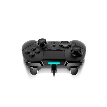 krom-kaiser-gamepad-negro-12-botonescable-3mcompatible-pc-ps3-ps4-nxkromksr