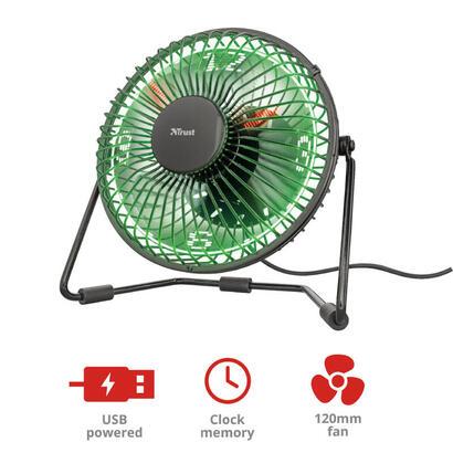 trust-ventilador-sobremesa-usb-reloj-led
