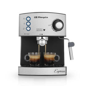orbegozo-ex3050-cafetera-express-con-bomba-italiana-20-bar-de-presion-frontal-en-acero-inoxidable