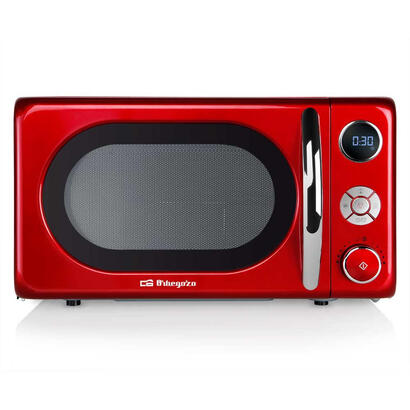 orbegozo-mig2042-microondas-de-700w-digital-con-grill-de-20-litros-de-capacidad-y-diseno-en-rojo-y-plata