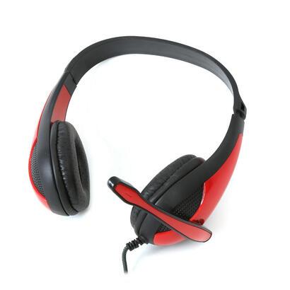 omega-freestyle-casco-mic-pc-gaming-fh4008r-rojo