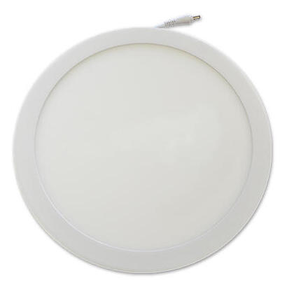 panel-led-classic-v-tac-redondo-30025mm-luz-natural-24w145w-1600lm-l4873