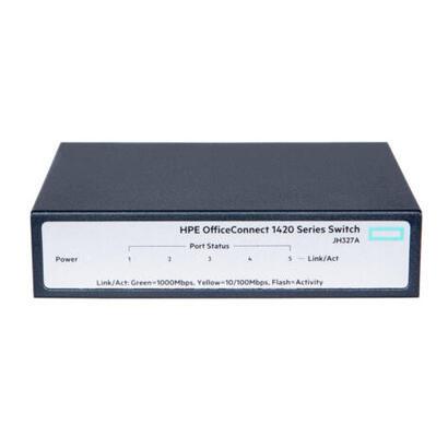 switch-5-puertos-101001000-hpe-1420-5g