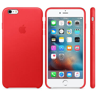 apple-funda-iphone-6splus-leather-case-red