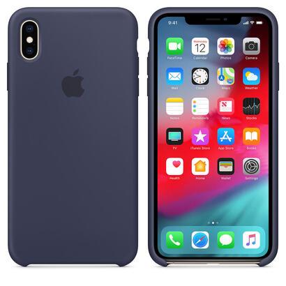 apple-funda-silicona-iphone-xs-max-azul-medianoche