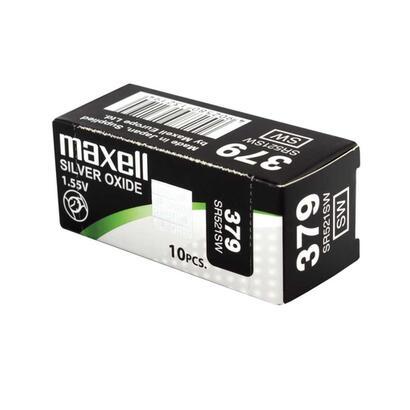 maxell-pila-oxido-plata-379-sr521sw-caja-10-unid-0-mercurio