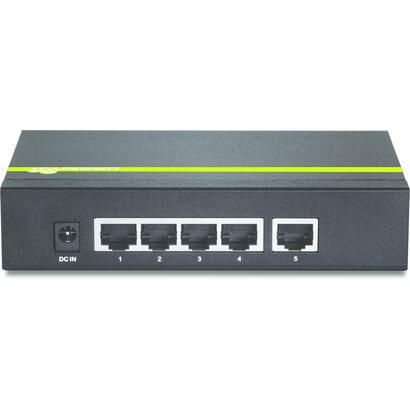trendnet-tpe-tg50g-gigabit-ethernet-101001000-negro-energia-sobre-ethernet-poe