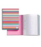 Libretas y cuadernos