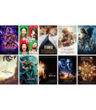 Películas DVD / Blu-ray