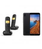 Telefonía y Tablet